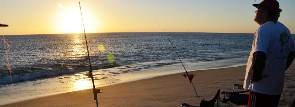 long island fishing nc